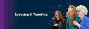 Speaking & Teaching